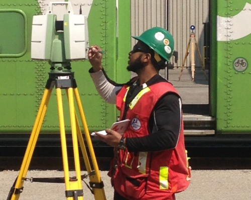 High Definition Laser Scanning, Point Cloud Technology